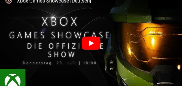 Xbox Games Showcase 2020 Live-Stream
