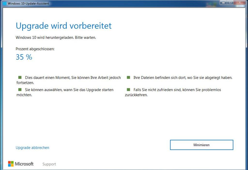 Windows 10 Upgrade Assistant - Download