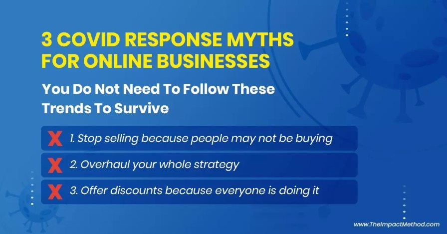 covid response myths