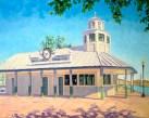 """Suisun City Harbor Master"" by Daphne Wynne Nixon"