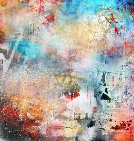 Граффити рисунки фото – Прикольные граффити (55 фото ...