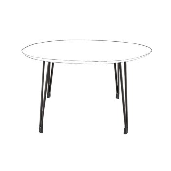 Konfurb Fly Table Frame only