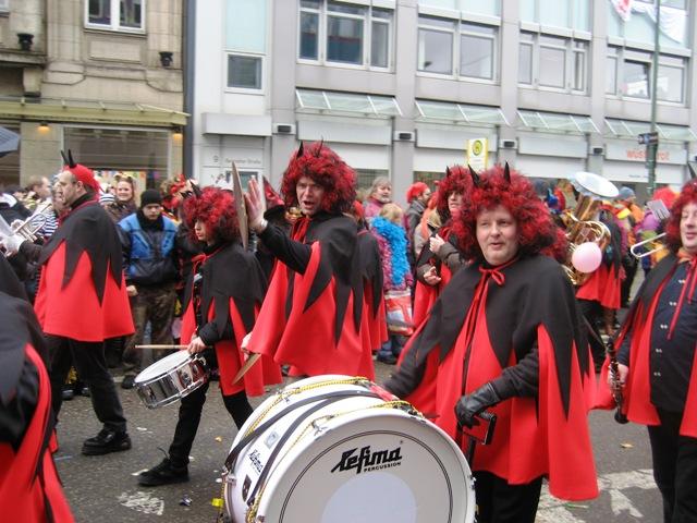 2009 - Karneval Düsseldorf - 006