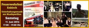 2016 - Feuerwehrfest