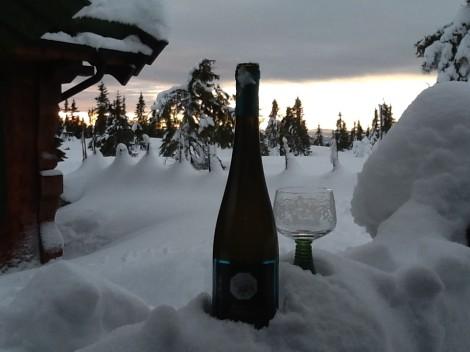Hermeswein im hohen Norden