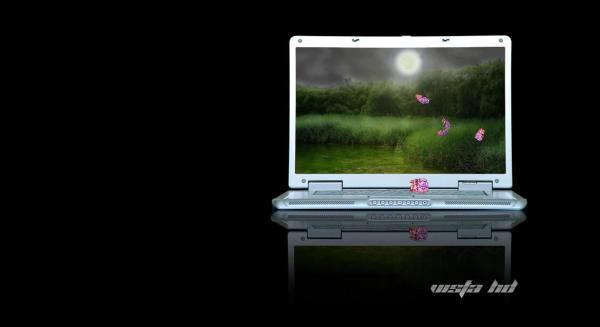 Компьютер - Ноутбук - живые обои