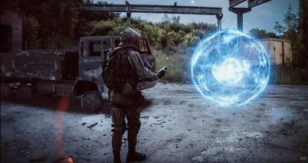 S.T.A.L.K.E.R of anomaly - живые обои игры » Оформление ...