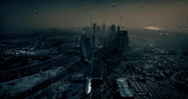 Города - The city in the rain3 - живые обои