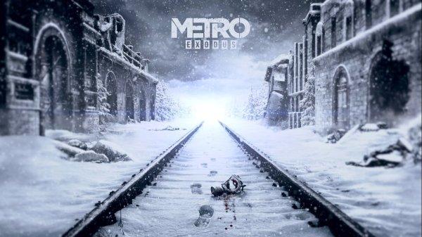 Metro EXODUS Wallpaper - живые обои игры