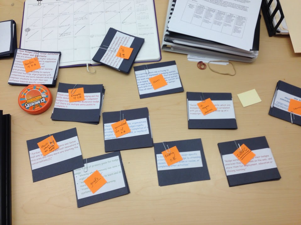 <span class='p-name'>Notes as We Frame an Open Badge Initiative for Teachers Using Technology</span>