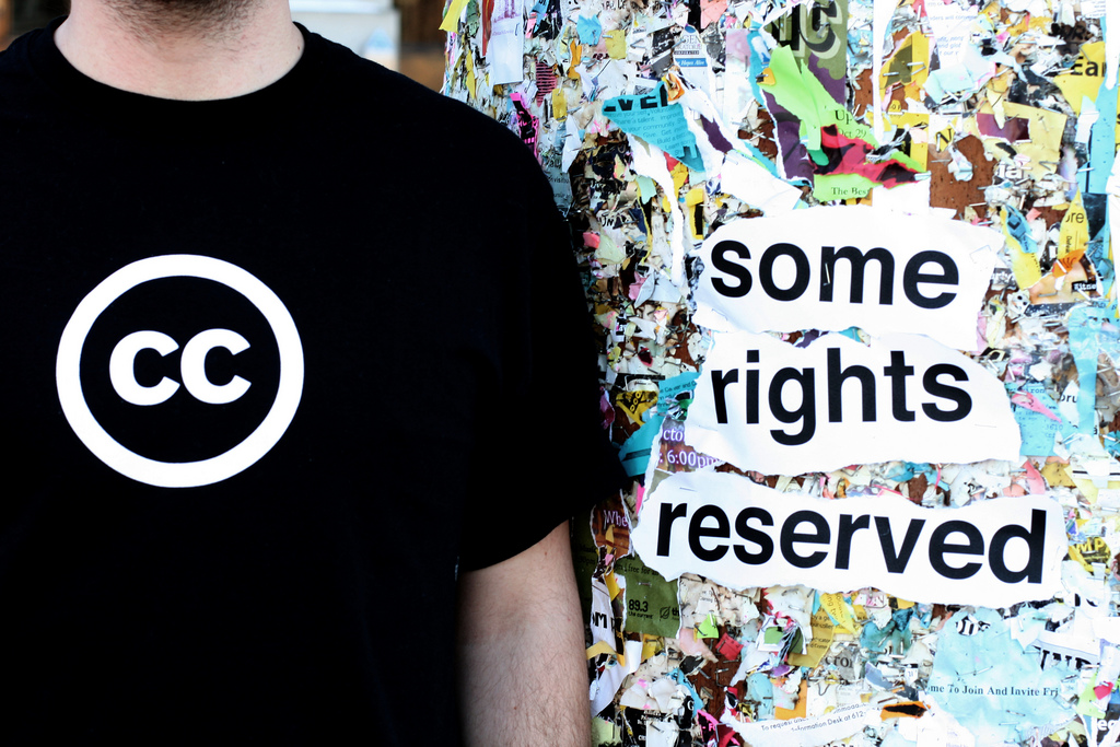 Creative Commons Licensing of Open Educational Content