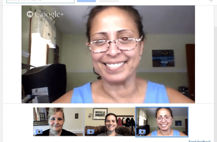 Opportunities to Enhance Online Discussions & Collaboration Using Google Hangouts