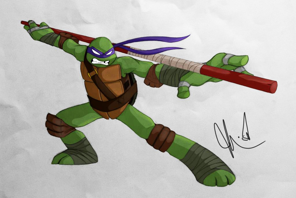 Application for the Web Literacy Ninja Badge – Donatello of the Web Lit Ninja Turtles