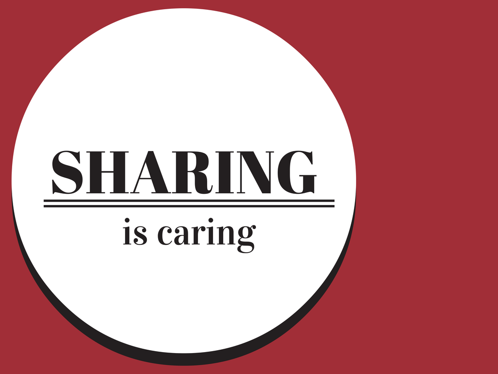 Creating and Sharing Your Ideas Online With Others
