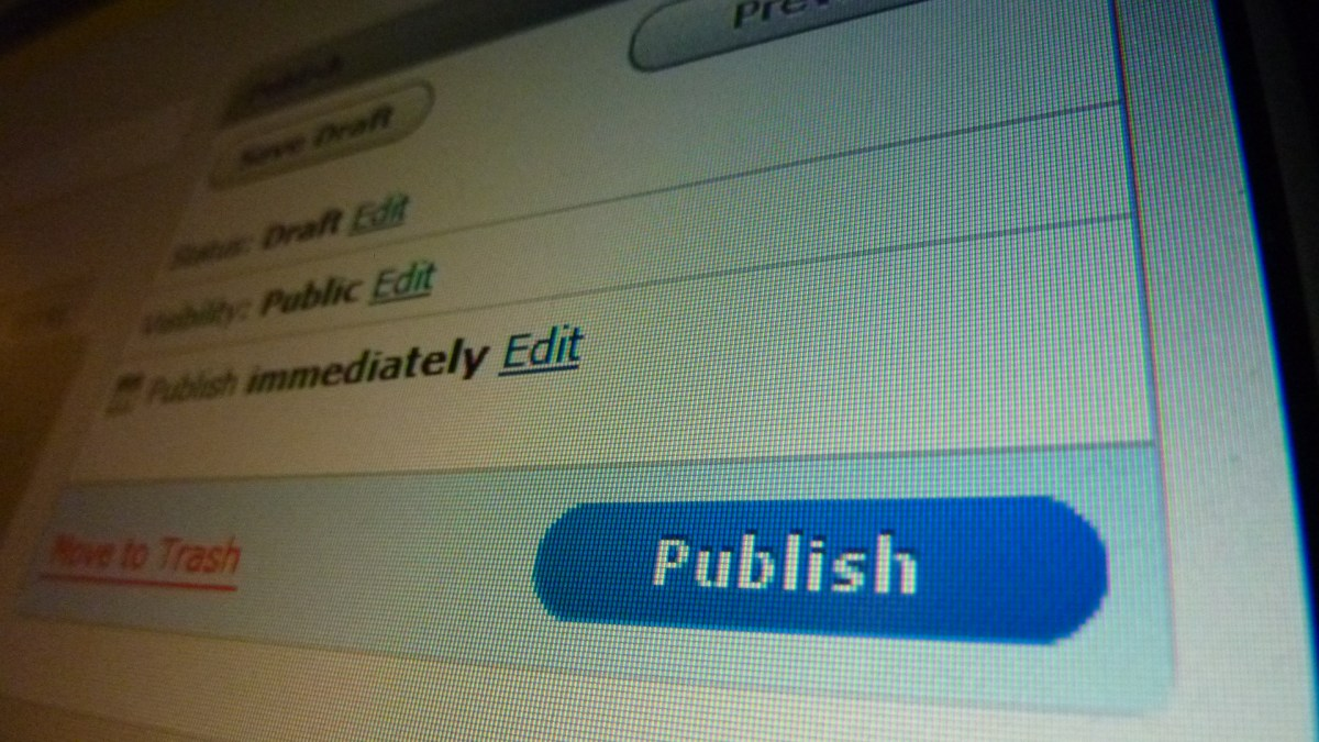 Publishing Your Content Online and Syndicating it Elsewhere