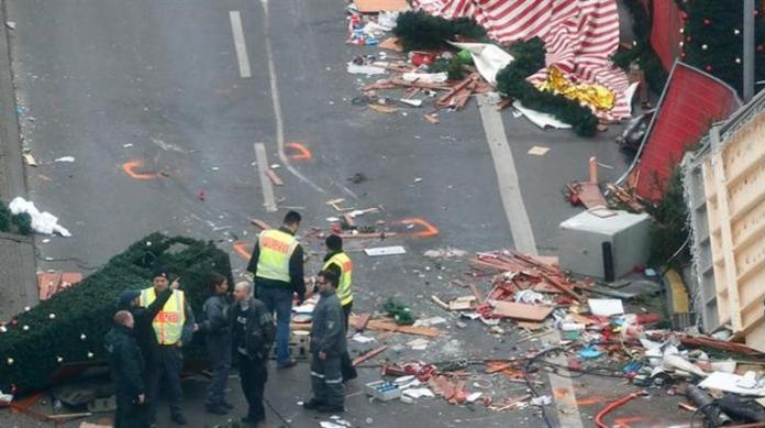 Image result for Germany Truck Attack