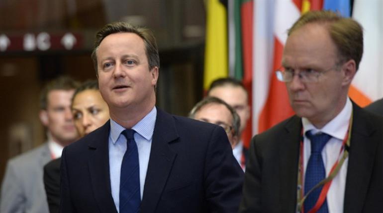 Britain's EU ambassador quits months before Brexit negotiations