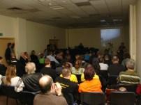 Z roku na rok na prelekcje przybywa coraz więcej widzów (fot. A. Grzegorzewski)