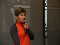 Monika Witkowska opowiada o zdobyciu Everestu (fot. Adam Grzegorzewski)