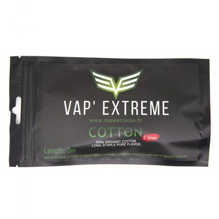 coton lacet 2.5- vap extreme