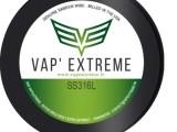 Fils Vap' Extreme – Ribbon SS316L