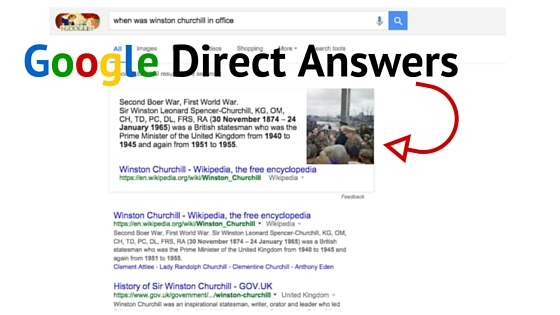 google-direct-answer-san-diego-seo-specialist