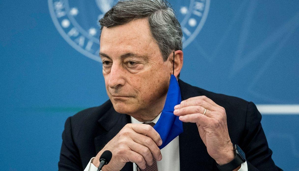 Covid, Mario Draghi ha un messaggio per gli italiani: l'appello |  VirgilioNotizie