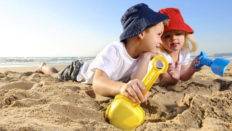 10 Giochi Da Spiaggia Per Bambini Di Tutte Le Età