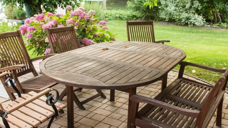 Xone keter set harmony in resina tavolo (160/240x100xh74cm) e 6 poltrone stampo legno. Sedie Da Giardino Modelli E Consigli Per L Acquisto Pg Magazine