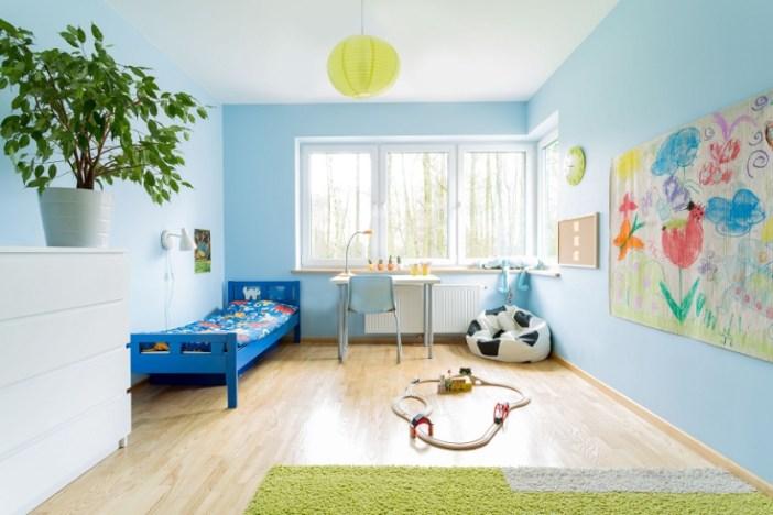 Scopri le camere e le camerette salva spazio, le soluzioni di design con i letti a terra, le camerette a ponte per ragazzi e ragazze. 10 Idee Per Dipingere La Cameretta Dei Bambini