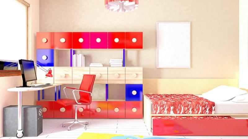 Colori per pareti della cameretta; I Colori Perfetti Per Dipingere Le Pareti Della Cameretta