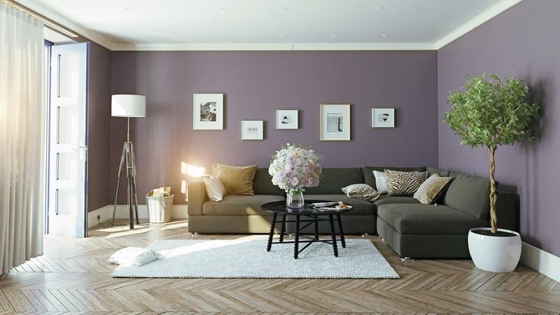 Una tinta molto in voga per il soggiorno è il tortora soprattutto se disponi un arredo moderno. Abbinare I Colori Delle Pareti Con I Mobili Alcuni Consigli