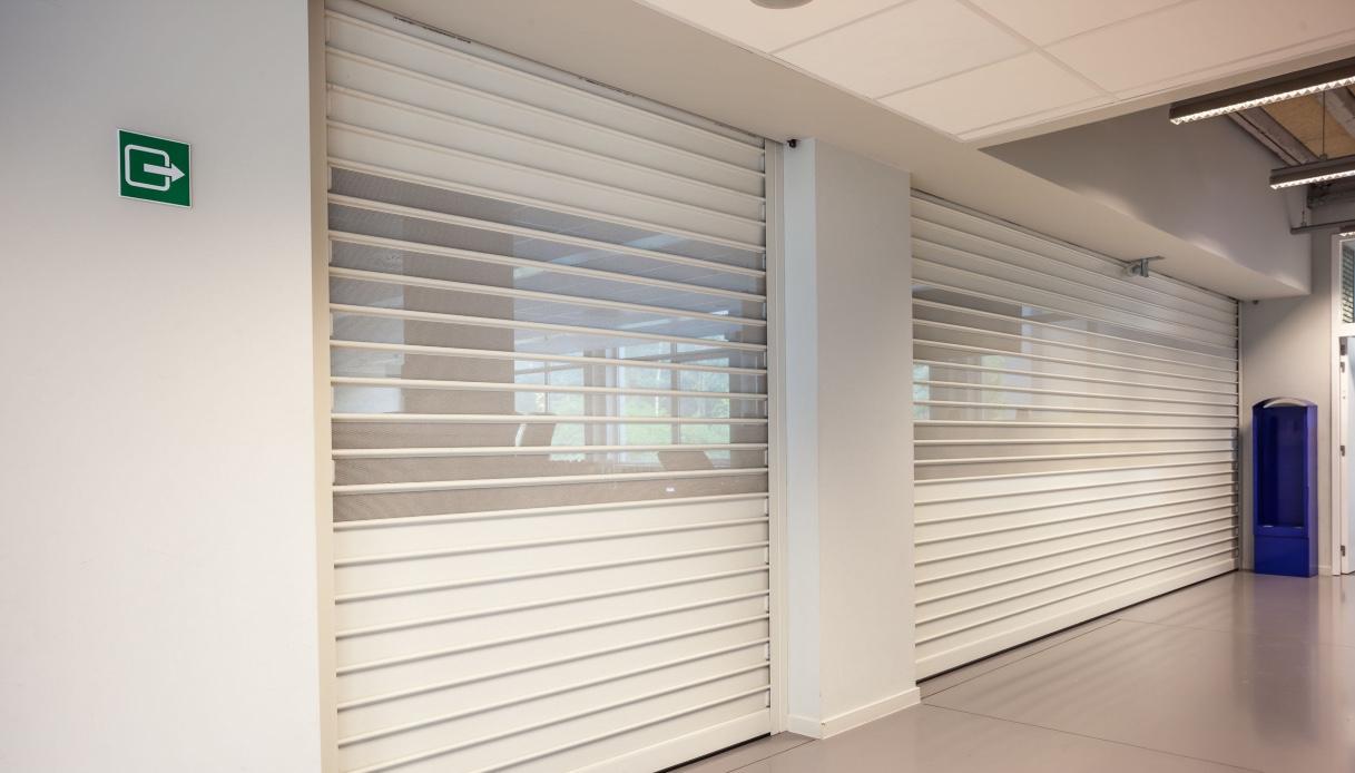 Nuova finextra srls vende ed installa ogni tipo di avvolgibile o persiane, ad uso domestico o industriale Tapparelle Blindate Alluminio O Acciaio Pg Casa