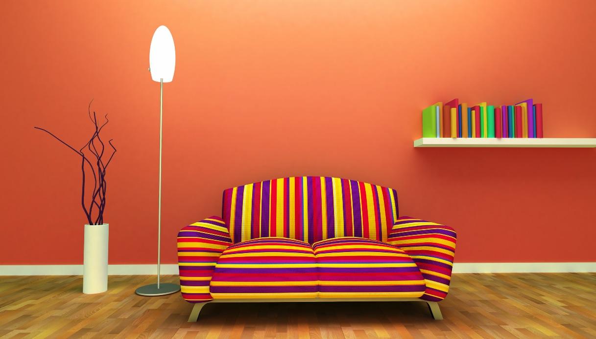 Scegliere la pittura giusta per gli interni diventa, quindi, un compito non facile. Colori Caldi Per Pareti Dalla Cucina Alla Camera