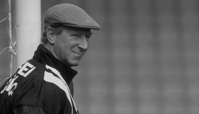 English football mourns a legend: Jack Charlton has passed away
