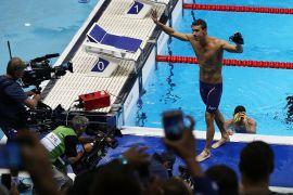 Michael Phelps consigue su oro 22, su cuarto oro en Río 2016 588641402