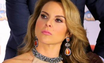 Kate del Castillo molesta por caso con el chapo