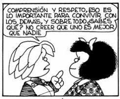 Mafalda cumple 52 años de cuestionar al mundo mafalda-