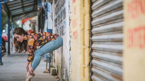 Este fotógrafo captó lo mejor de la CDMX con bailarines de ballet 1-1