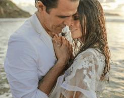 VIdeo: Boda de ensueño tuvieron Claudia Álvarez y Billy Rovzar claudiaalcarezo-instagram