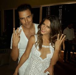 VIdeo: Boda de ensueño tuvieron Claudia Álvarez y Billy Rovzar claudiaalvarezo-insta