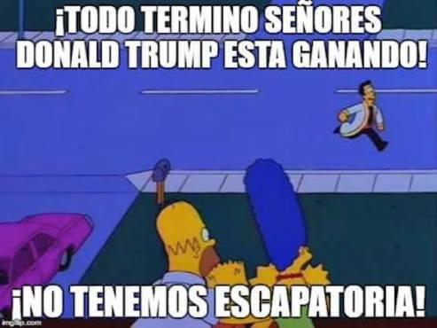 Los memes sobre la construcción del muro tras la victoria de Trump memes6-1
