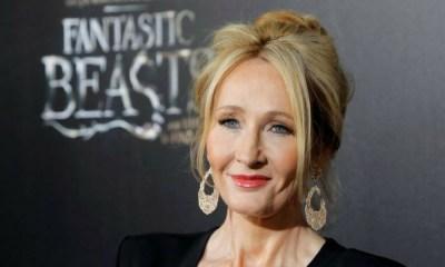 J.K. Rowling, escritora de Harry Potter, se solidariza con México
