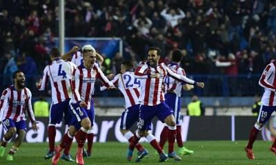 Nuevos uniformes, AS Roma, Atlético de Madrid,