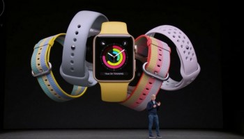 #AppleEvent por presentó el Apple Wathc Series 3,