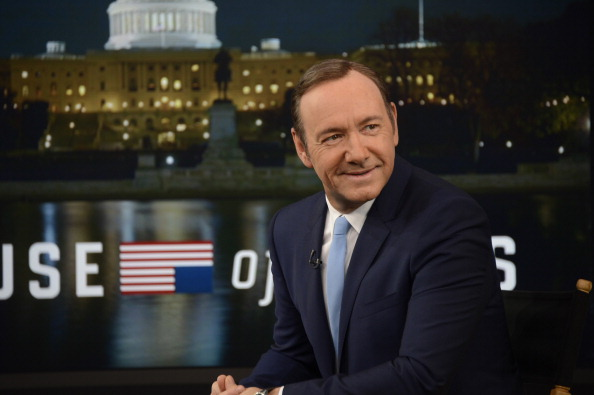 """Netflix cancela """"House of Cards"""" tras revelación de acoso de Kevin Spacey 470208523"""