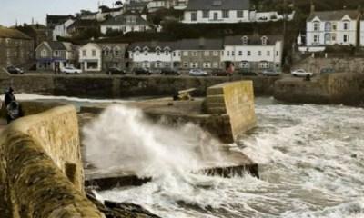 Reino Unido se prepara para la peor tormenta, Reino Unido, Huracán Ofelia