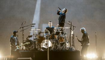U2 cantó ''Cielito lindo'', Bono cantó Cielito lindo, Cielito Lindo, concierto de U2, U2, U2 en México,The Joshua Tree Tour 2017