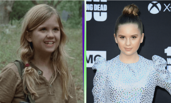 """El antes y después de los niños actores de """"The Walking Dead"""" walk2-600x362"""