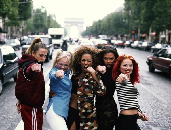 ¡Los noventa volverán! Confirman reencuentro de las Spice Girls para el 2018 103452136